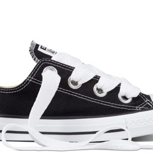 Converse boty Chuck Taylor All Star Big Eyelets OX Black main