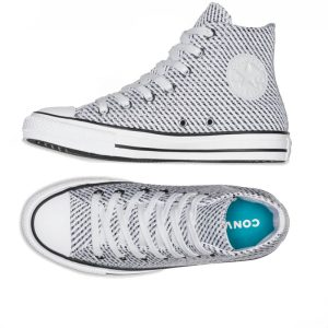 Converse boty Chuck Taylor All Star Wonderland High Top White pair