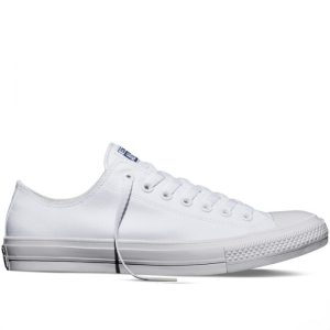 Converse boty Chuck Taylor All Star II Core White Low right