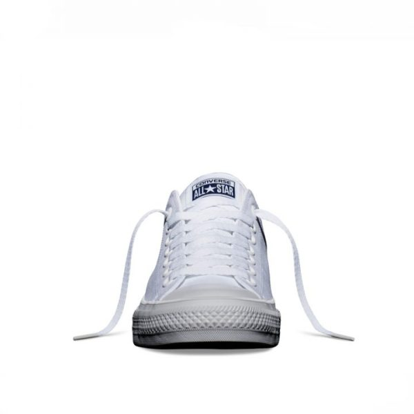 Converse boty Chuck Taylor All Star II Core White Low front