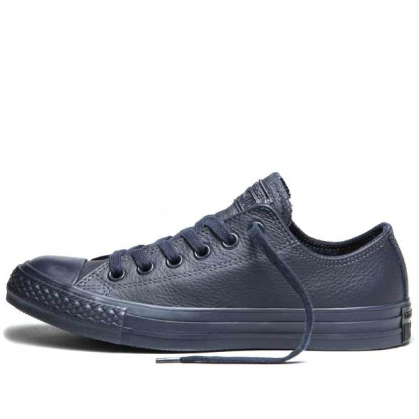 C151105 Converse boty Chuck Taylor All Star Leather Inked Monochrome Ox