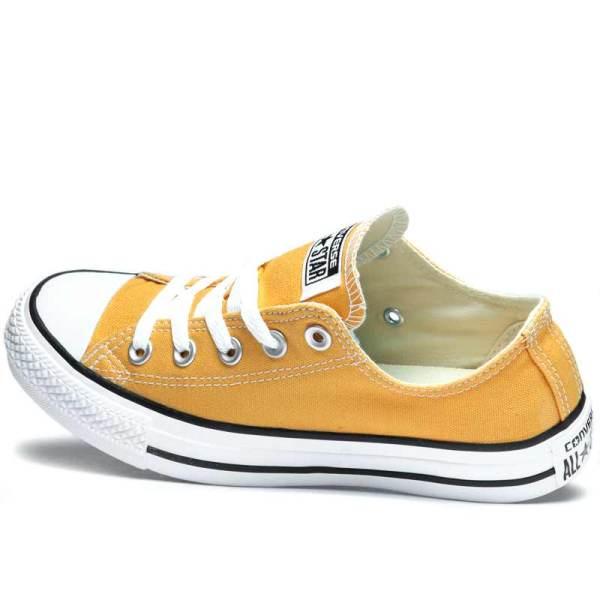 C151178 Converse Chuck Taylor All Star Ox Solar Orange