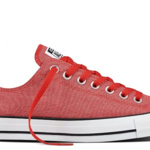 Boty Converse Chuck Taylor All Star Washed Chambray Low Casino main