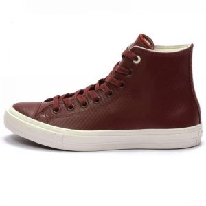 Converse boty Chuck Taylor II Backed Leather