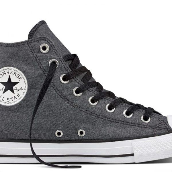 Converse Converse Chuck Taylor All Star Washed Chambray High Top main