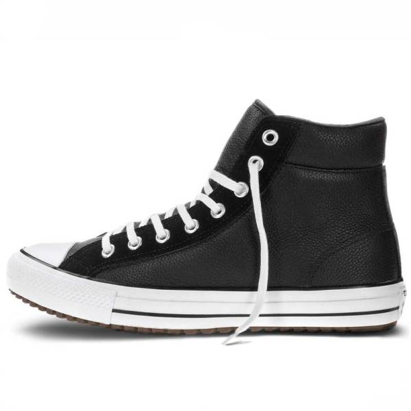 Converse boty Chuck Taylor Boot PC Black left