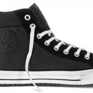 Converse boty Chuck Taylor Boot PC Black main