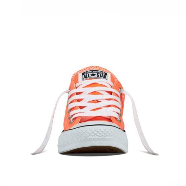 Converse boty Chuck Taylor Fresh Colors Hyper Orange front
