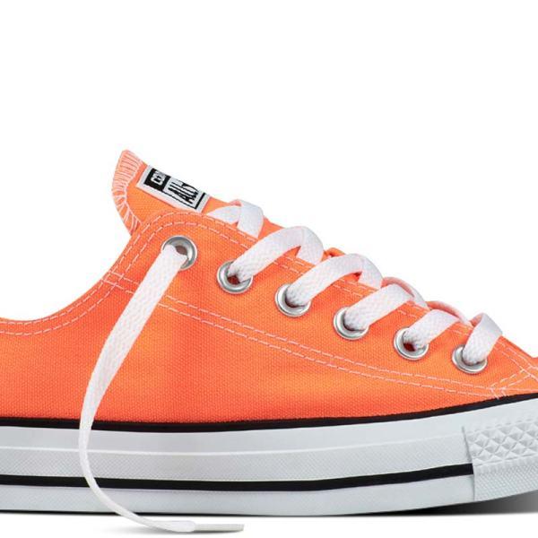 Converse boty Chuck Taylor Fresh Colors Hyper Orange main
