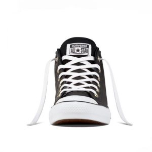 Converse boty Chuck Taylor Syde Street Black front