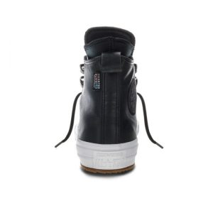 Converse boty Chuck Taylor WP Boot Leather Black back