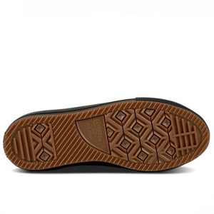 Converse boty Chuck Taylor WP Nubuck Boot Black sole