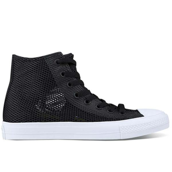 Converse boty Chuck Taylor II Open Knit Black right2