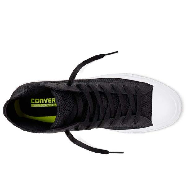 Converse boty Chuck Taylor II Open Knit Black top