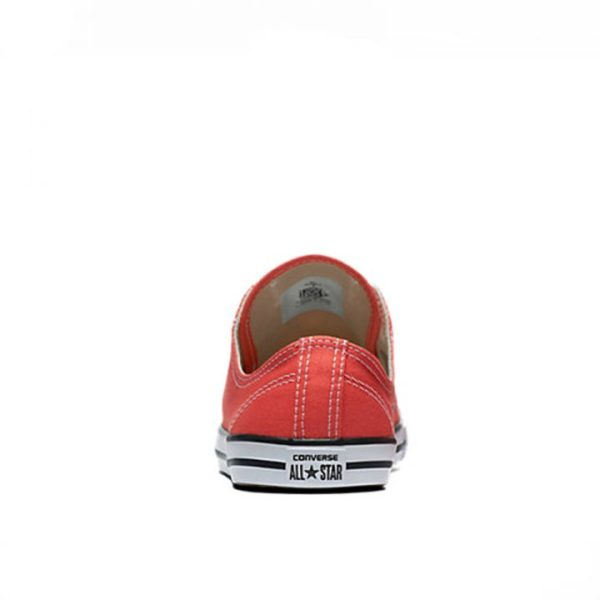 Converse chuck taylor all star dainty low top back
