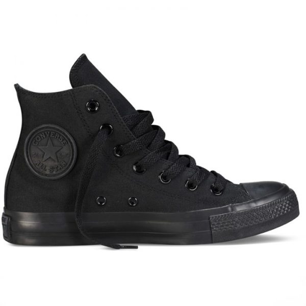 Boty Converse Chuck Taylor All Star Hi Black Monochrome right