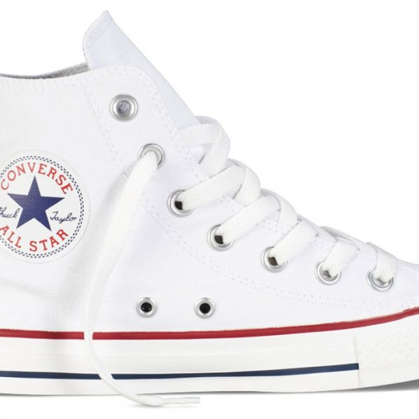 Converse boty All Star Chuck Taylor Hi Optical White main