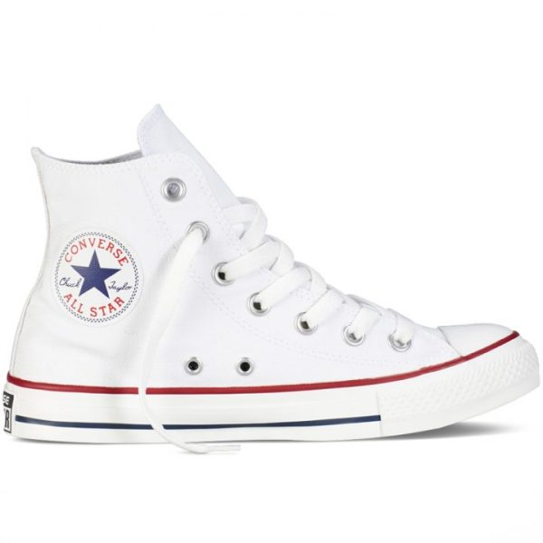 Converse boty All Star Chuck Taylor Hi Optical White right