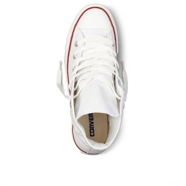 Converse boty All Star Chuck Taylor Hi Optical White top