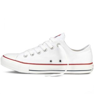 Boty Converse Chuck Taylor- All Star Optical White Ox left
