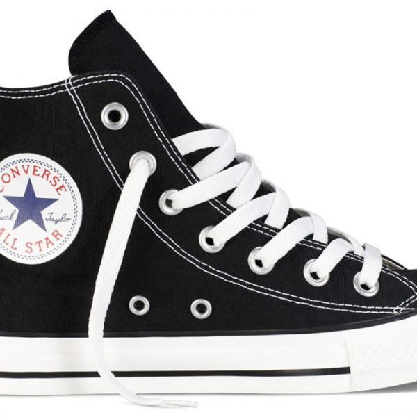 Boty Converse Chuc Taylor All Star Hi Black main