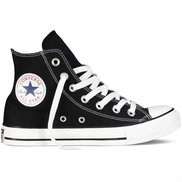 Boty Converse Chuc Taylor All Star Hi Black right