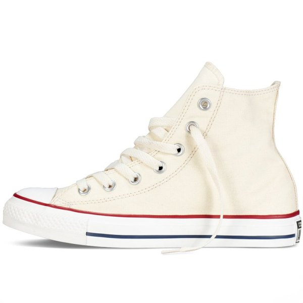 Converse boty Chuck Taylor All Star Hi Core Natural White left