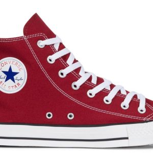 Boty Converse Chuck Taylor All Star Core Maroon Hi main