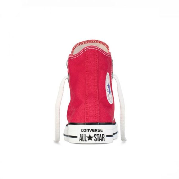 Boty Converse Chuck Taylor All Star Core Red Hi back