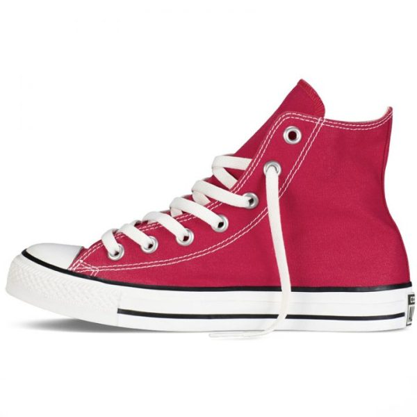 Boty Converse Chuck Taylor All Star Core Red Hi left