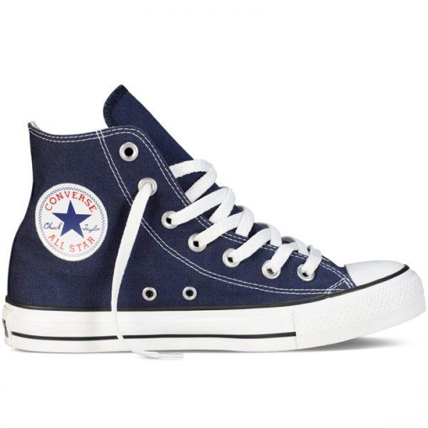 Converse Chuck Taylor All Star Hi Navy right