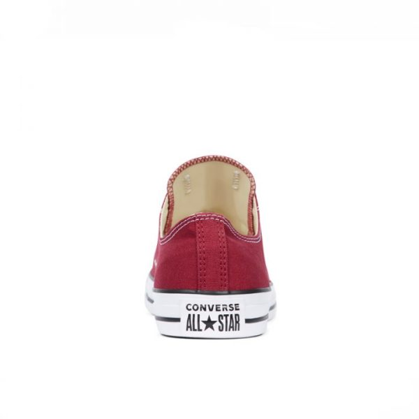 Boty Converse Chuck Taylor All Star Core Maroon Ox back