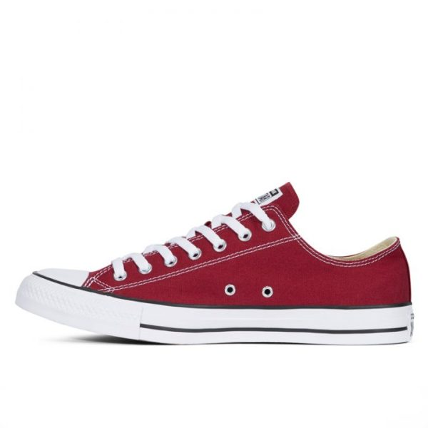 Boty Converse Chuck Taylor All Star Core Maroon Ox left