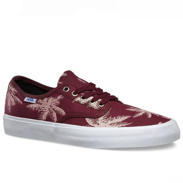 Vans boty Aldrich Los Psychos Port Royale right