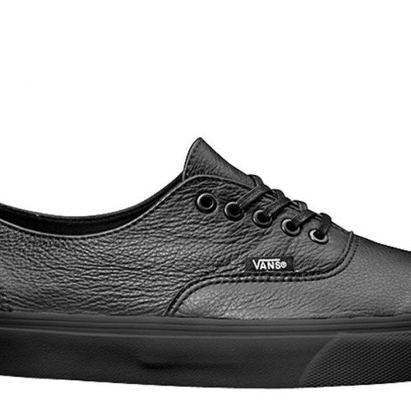 Vans boty Authentic Premium Leather right