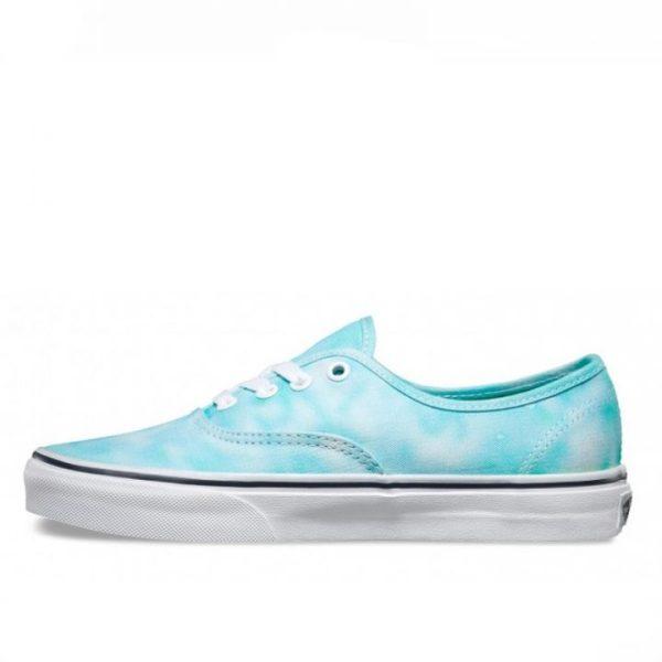 Dámské boty Vans Authentic Tie Dye Turquoise left