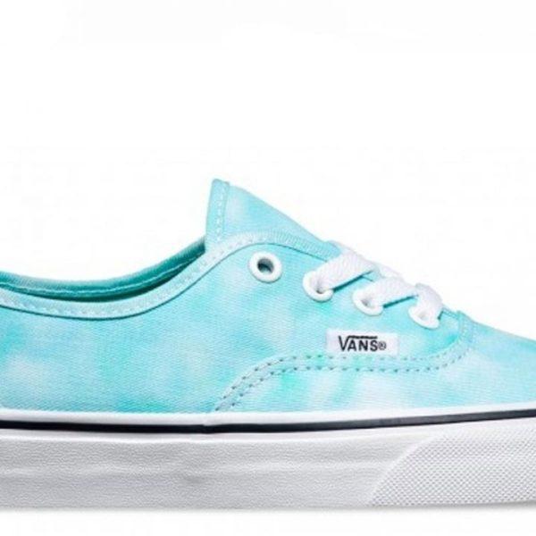 Dámské boty Vans Authentic Tie Dye Turquoise main