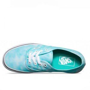 Dámské boty Vans Authentic Tie Dye Turquoise top