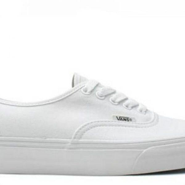 Vans boty Authentic White main