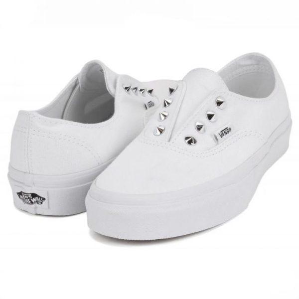 Vans boty Slip-on Authentic Gore Studs White pair