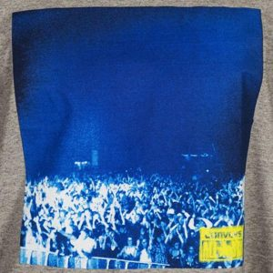 Converse triko Photo Grey All Stars logo