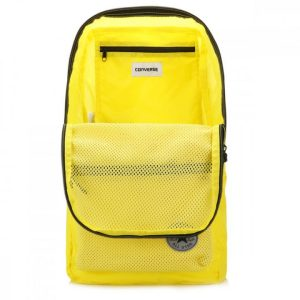 Batoh Converse Packable BackPack Fresh Yellow open