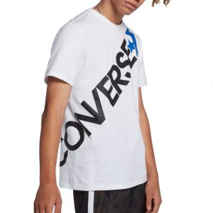 Converse triko Mens Cross Body Tee white right