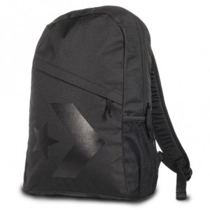 10005996-A01 Batoh Converse Speed Backpack Star Chevron Black left