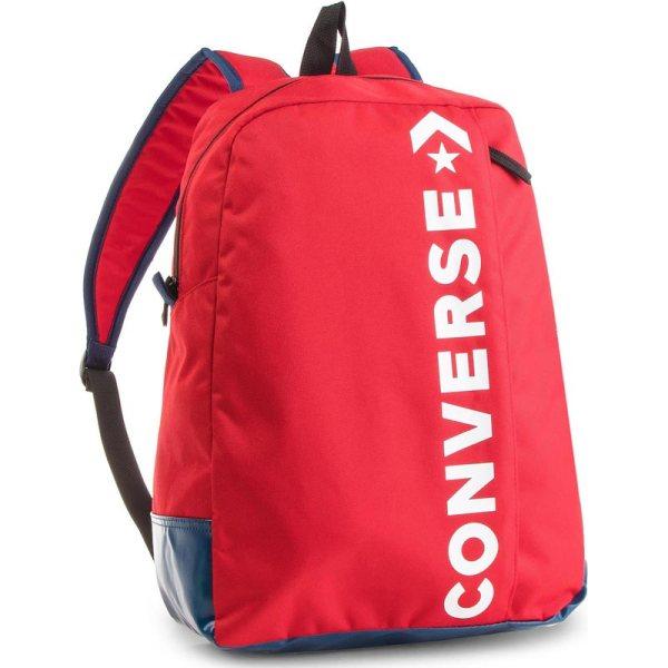 Converse batoh Speed Backpack Enamel Red main