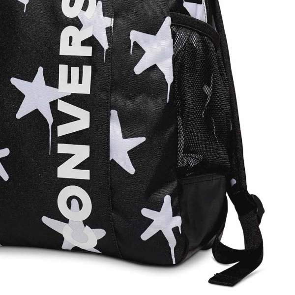 Converse batoh Speed Backpack Black detail1