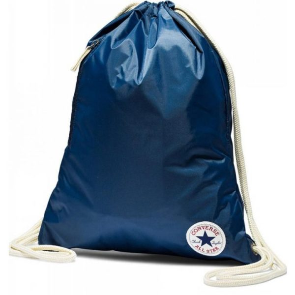 Converse Gymsack Nylon Cynch Navy main
