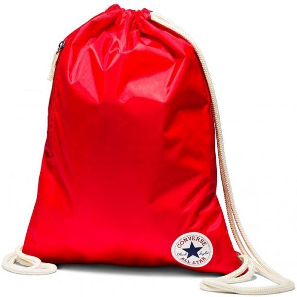 Converse vak Gymsack Nylon Cynch Red