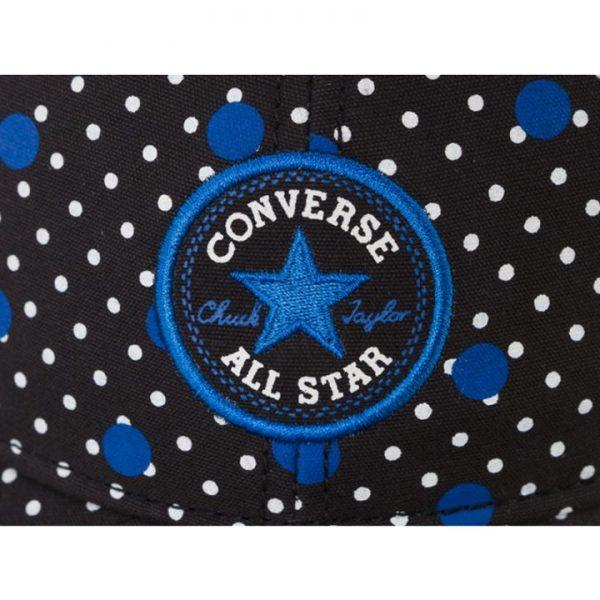 531229 Kšiltovka Converse Seasonal Graphics Core Black
