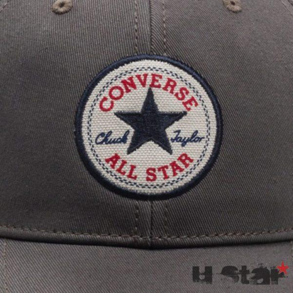 526591 Kšiltovka Converse core cap Baseball Charcoal